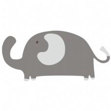 卡通矢量儿童画大象免抠
