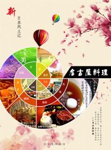 名古屋料理dm单页