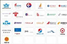 航空公司logo