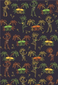 椰树印第安