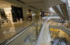 商场 场景 空旷 购物