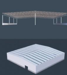 方形 钢结构