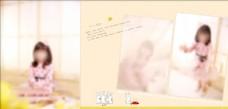 儿童幼儿相册模板免费下载