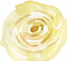 彩绘花卉花束