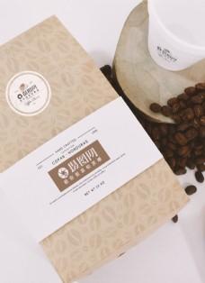 咖啡包装袋设计