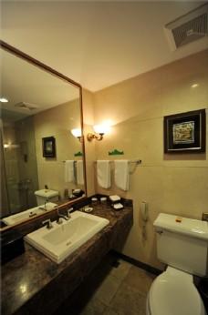 酒店衛生間