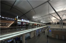 重慶機場二層