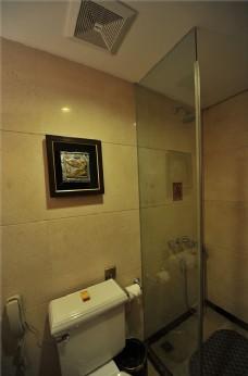 酒店客房衛生間