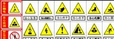 安全警示标示