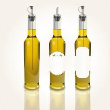 橄欖油瓶子