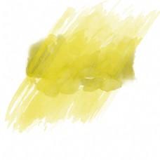 军绿色水彩痕迹效果元素