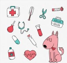 动物医院素材