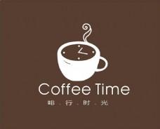 咖啡标志矢量logo