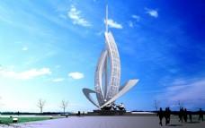 雕塑设计  雕塑方案 城市雕塑