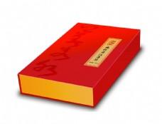 书型礼盒效果图