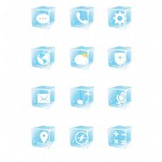 冰雪奇缘手机图标元素