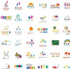 儿童logo