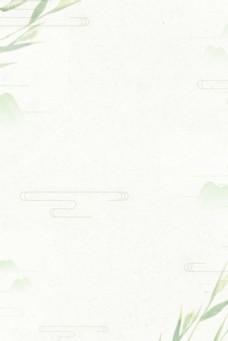 芒种质感中国风海报背景