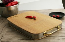 厨房 菜板 切菜 砧板 切肉