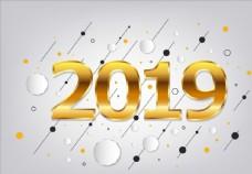 2019新年字体设计