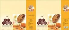 太行蜂蜜包装设计