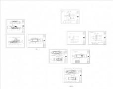 私人游艇设计全套图纸