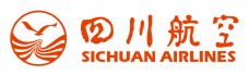 四川航空logo