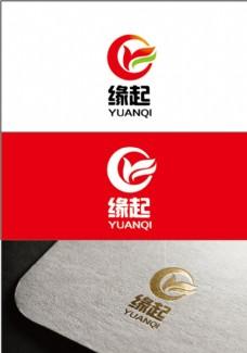 绿色产品LOGO设计