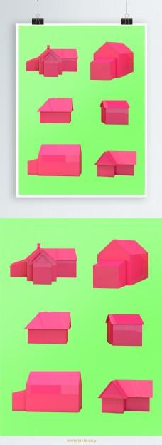 建筑物设计房地产设计元素