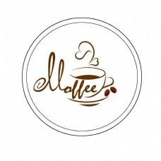 简约创意咖啡图标