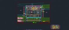 大型工程cad建筑施工图纸